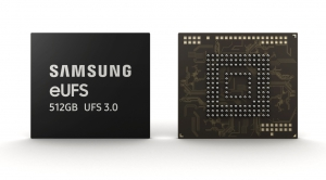 Samsung Now Producing Twice-as-Fast 512GB UFS 3.0 Chips