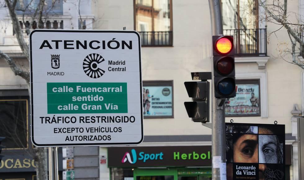 Photo of Madrid Central: en tres meses baja un 25% el tráfico en Gran Vía