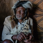 Global Health: Diagnoses by Horn, Payment in Goats: An African Healer at Work