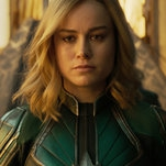 'Captain Marvel' Review: Brie Larson Takes a Trip to the '90s