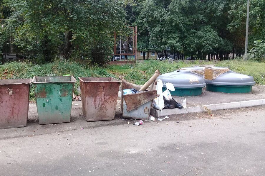Фото Ситуация с ТБО. Кабардино-Балкарская Республика
