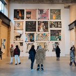 Critic's Pick: 'Jean-Michel Basquiat' at the Brant Shows His Bifurcated Life