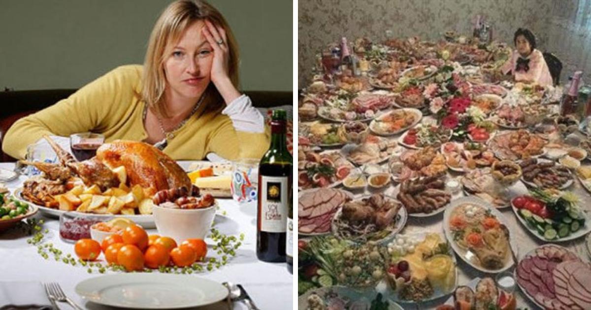 Ешь, пей, себя жалей: как вести себя во время застолья