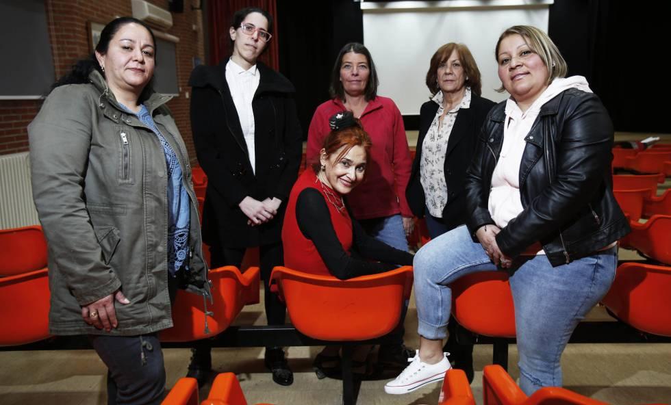 Photo of Teatro Yeses: una compañía de mujeres presas