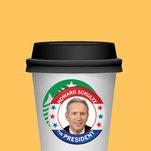 Strategies: A Risk Starbucks Won't Mention: Howard Schultz Could Help Trump