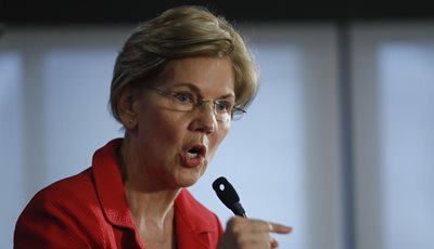 Photo of Warren: The time has come to break up Amazon, Google, and Facebook