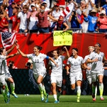 U.S. Women's Team Takes a Stand as Gender Disparities Remain Widespread