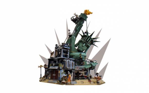 Photo of Welcome to Apocalypseburg LEGO Review: Epic Ape!