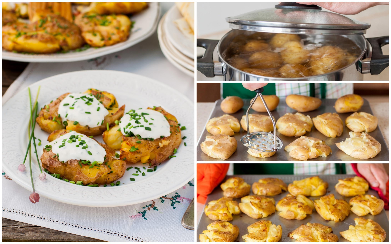 Картофель по-австралийски: пошаговый фото рецепт
