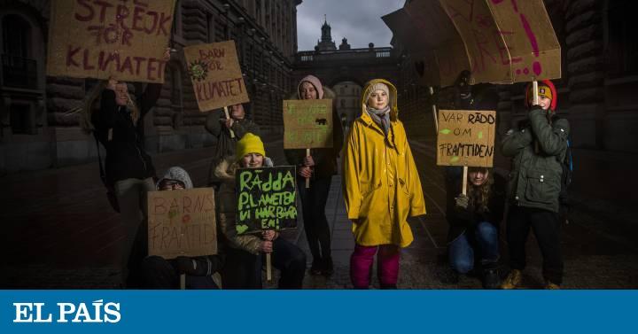 """Photo of """"Não deveríamos ter de faltar à aula para lutar contra a mudança climática"""""""