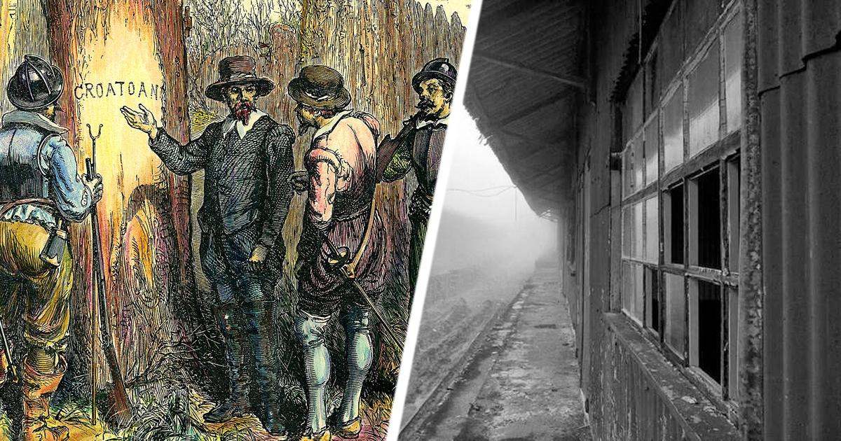 Фото Необъяснимые случаи массового исчезновения людей в истории