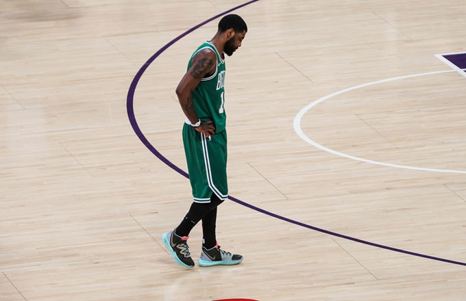 Photo of Kyrie Irving Opens Up About His Recent Problems With Media: 'I Haven't Done it Perfectly'