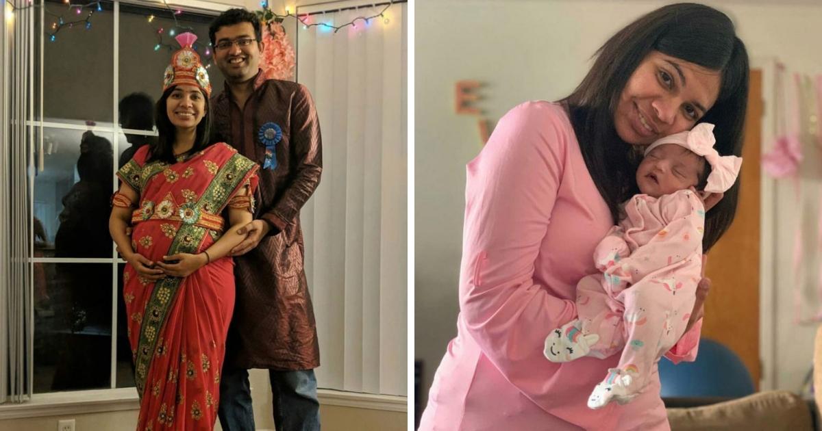 Фото Мать-девственница: женщина из Индии родила ребенка, не занимаясь любовью