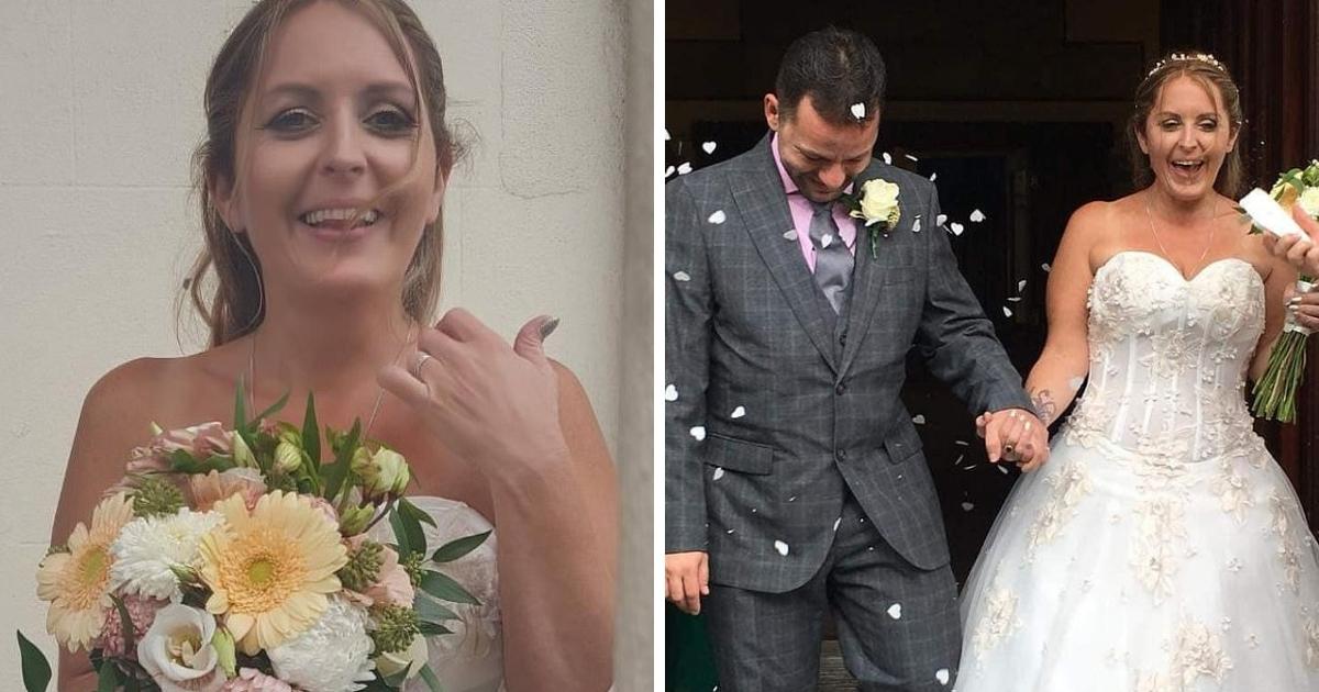 Фото Короткое счастье: британка умерла через шесть дней после свадьбы