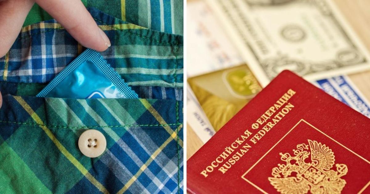 Презервативы и кредитные карты: какие предметы нельзя хранить в кошельке