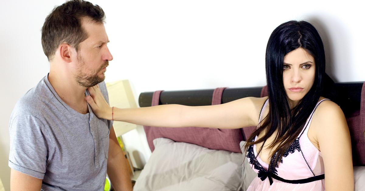 Полный антисекс. Шесть вещей, убивающих интим в браке