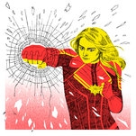 in her words: Trolls Tried to Sink 'Captain Marvel.' She Triumphed.