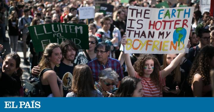 Photo of O grito dos jovens contra a mudança climática se torna global