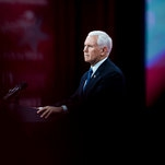 Good Cop or Good Soldier? Mike Pence Is a Tempting Target for 2020 Democrats