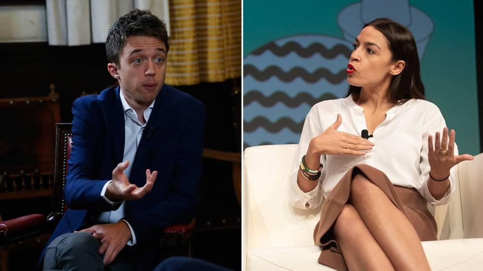 Photo of De Carmena a Ocasio-Cortez: el Madrid de Errejón también mira a EE UU