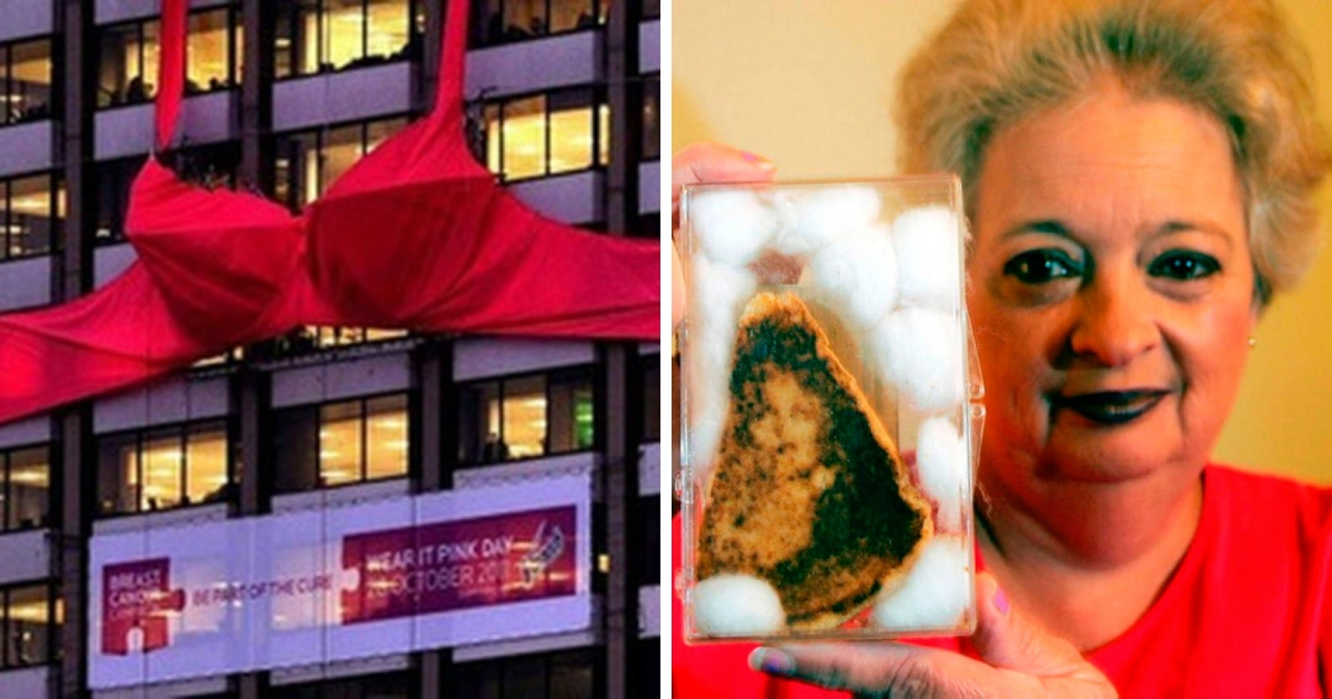 Панталоны и тост: 5 странных вещей, проданных на аукционе
