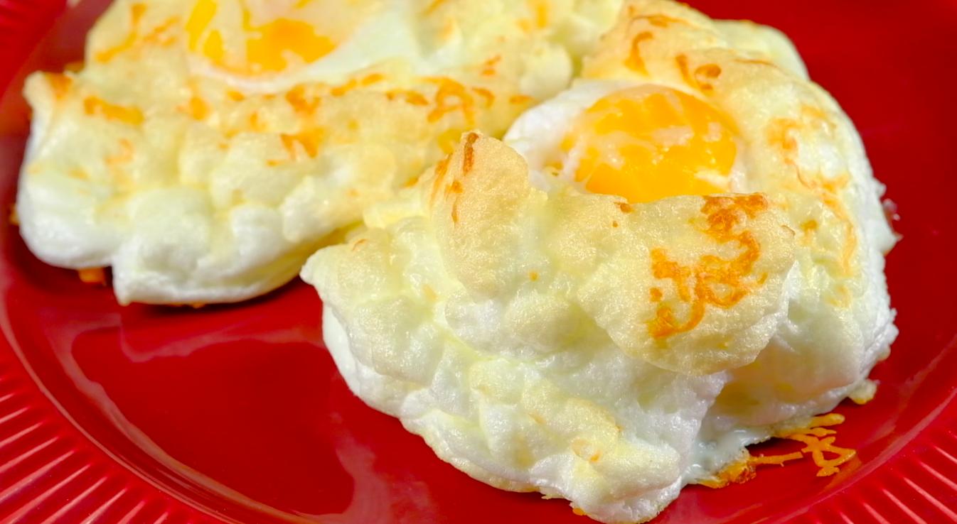 """Яйца """"Орсини"""" с сыром"""