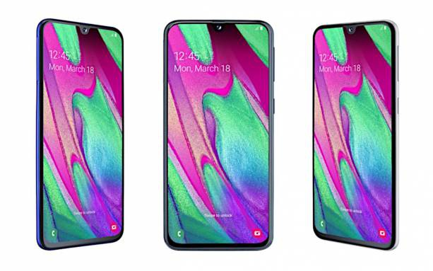 Photo of Galaxy A40 details fully revealed by Dutch retailer pre-order