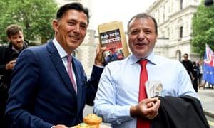 'Bad boys of Brexit' were guests at Trump's Mar-a-Lago club