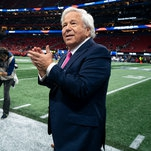 Trump Wants Robert Kraft at White House Super Bowl Celebration Despite Charges