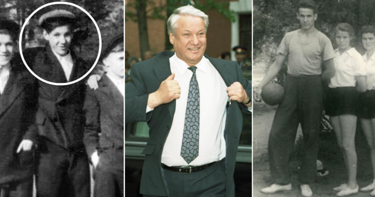 Почему у Ельцина не хватало двух пальцев на руке