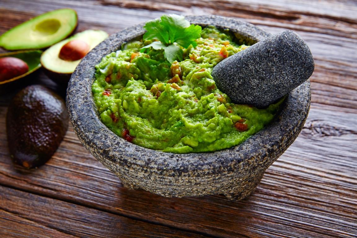 Рецепт приготовления гуакамоле