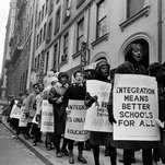Past Tense: Segregation Has Been the Story of New York City's Schools for 50 Years