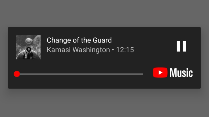 Photo of YouTube Music can now act as a media player for files stored on your phone
