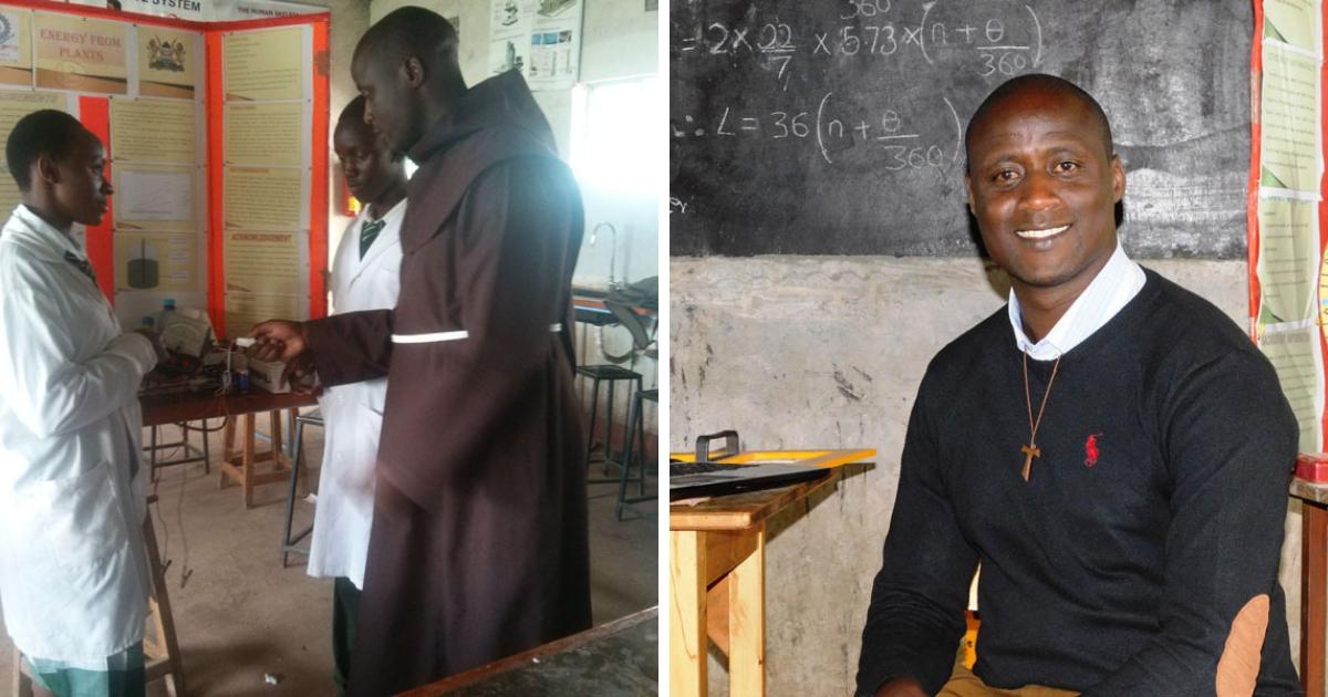 Лучшим учителем в мире признан мужчина-преподаватель из Кении