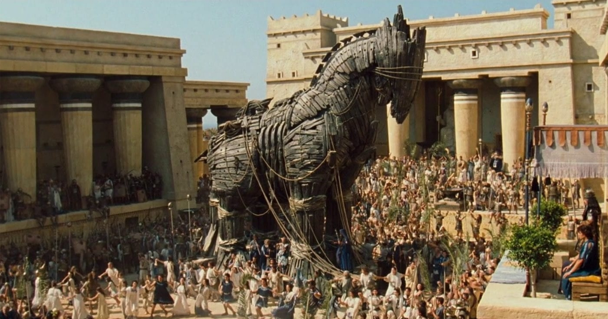 Фото Что значит троянский конь. История и смысл выражения