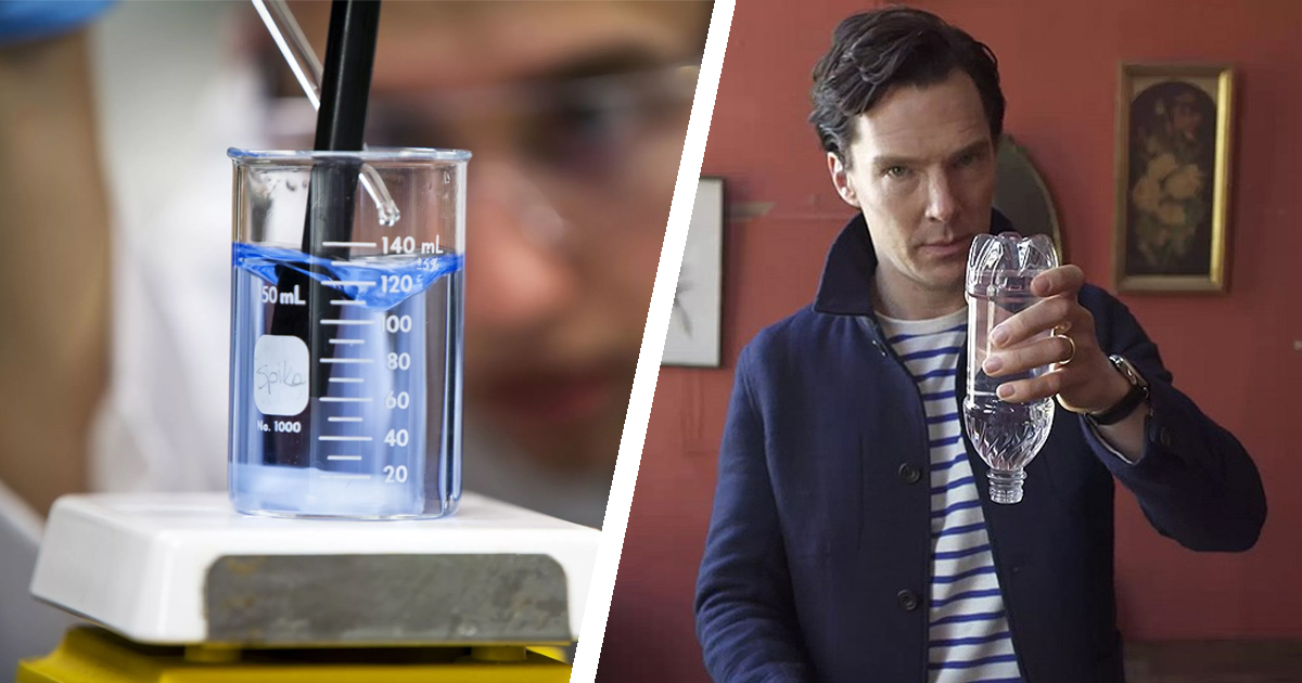 Фото Вода с частичками пластика: почему не стоит пить из пластиковых бутылок