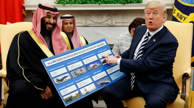 Photo of Reports: Trump Admin Approved Secret Deal to Sell U.S. Nuclear Tech and Assistance to Saudi Arabia