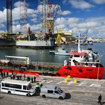 Tanker, Hijacked by Migrants, Is Escorted to Malta