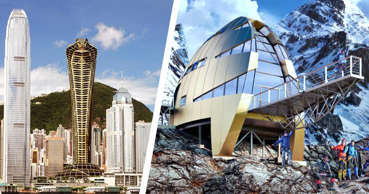В Нью-Йорке и на Мальте: российская архитектура, разбросанная по всему миру