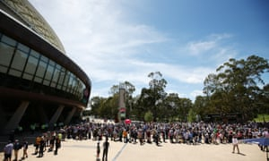 Authorities at odds over claim Adelaide Oval staff told not to admit Aboriginal people