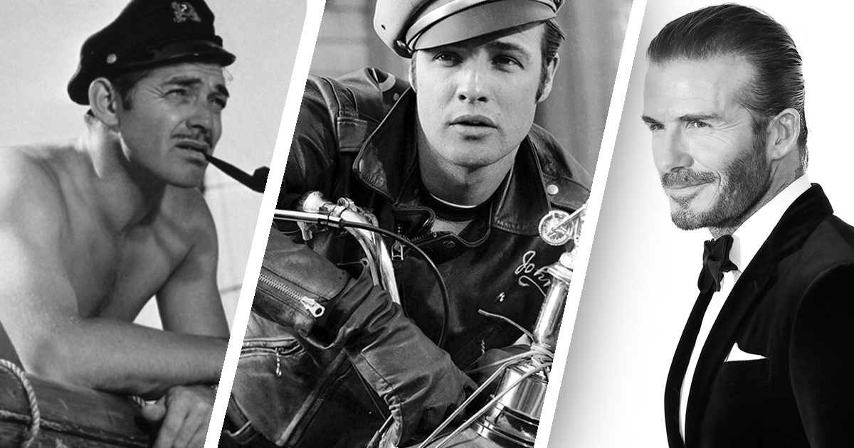 """Фото От """"Дикаря"""" до Кобейна. Как менялся эталон мужской красоты в течение ХХ века"""