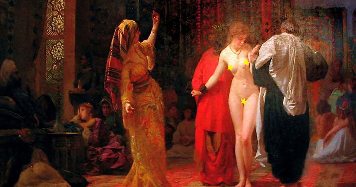 Золотой век борделей. Каким был разврат «прекрасной эпохи»
