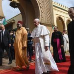 Pope Champions Migrants in Morocco, the Chief Departure Point for Europe