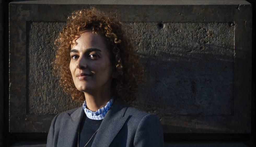 """Photo of Leila Slimani: """"El hogar es un espacio político, de violencia y de combate"""""""