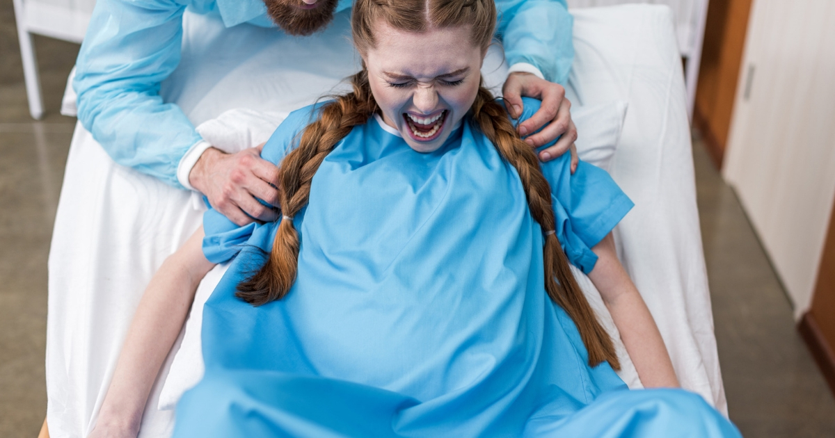 Трое за раз: женщина с двумя матками родила дважды за месяц