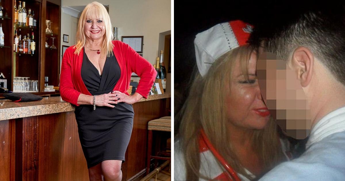 Люблю помоложе: 57-летняя британка встречается с парнями младше 30-ти