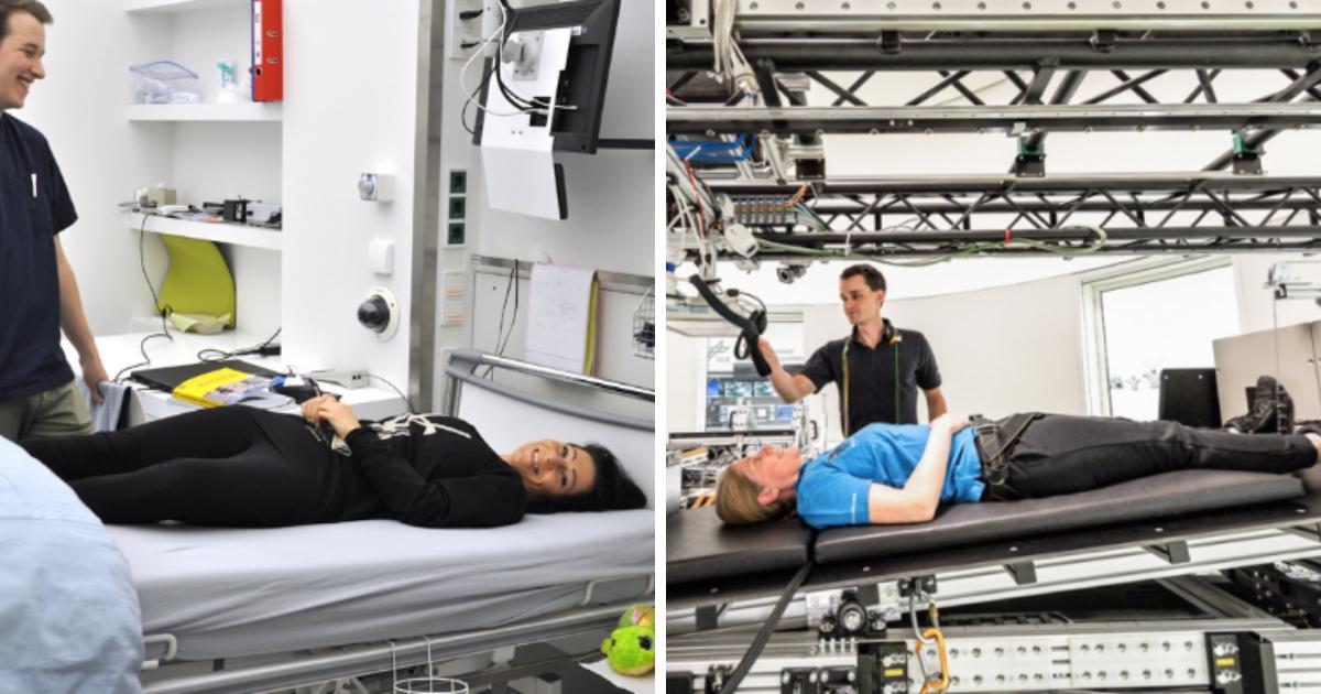 Фото НАСА заплатит добровольцам $19 тыс., если они пролежат в кровати 60 дней