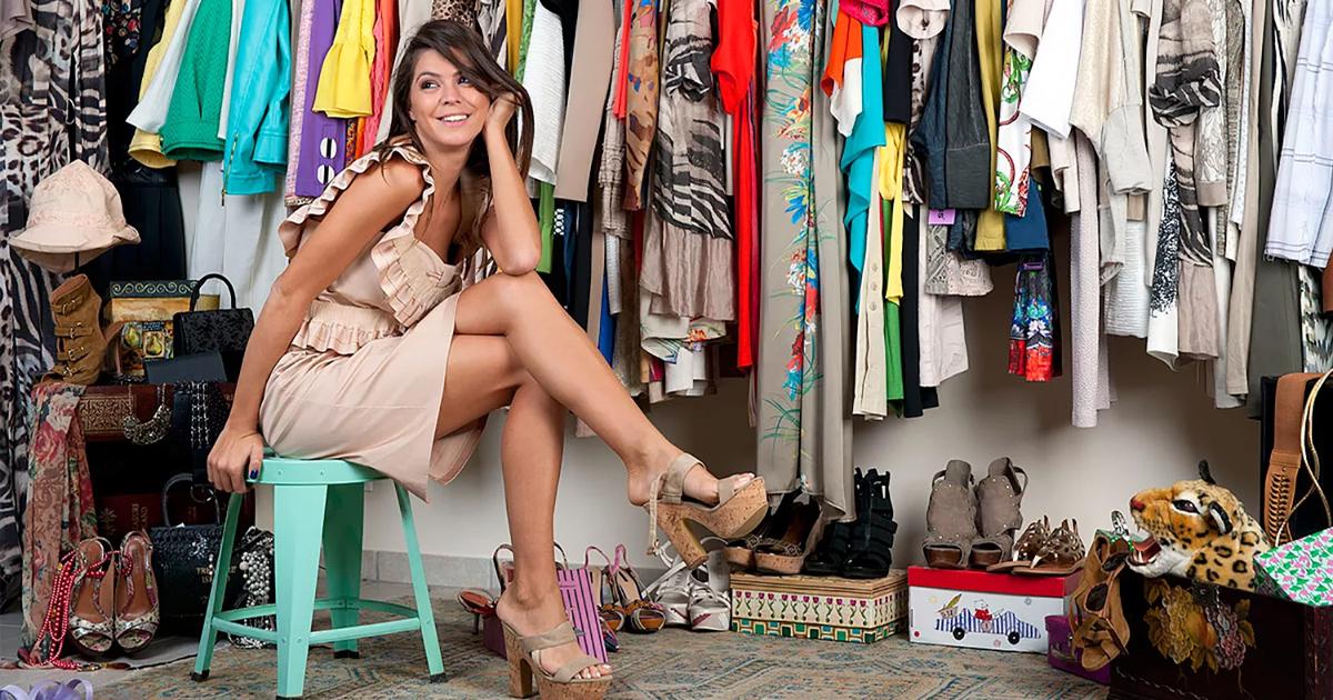 Фото Разберем по полочкам: как правильно подбирать одежду в секонд-хендах