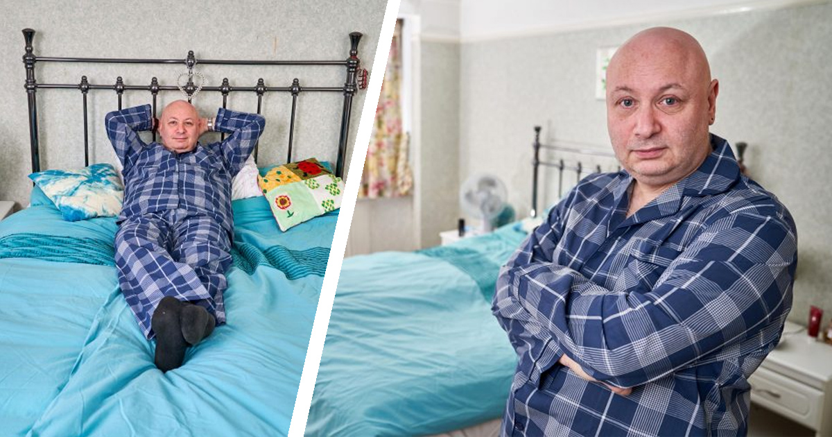 «Ночь сурка»: мужчина с хронической бессонницей спит всего 1,5 часа в день