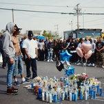 Nipsey Hussle Vigil Ends With Stampede and Injuries